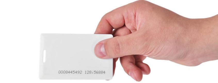 Proximity kártya