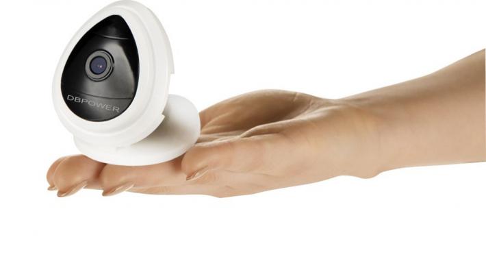 IP webkamera