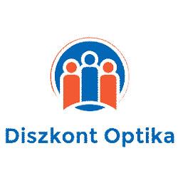 Diszkont Optika logó