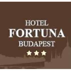 Hotel Fortuna Budapest logó
