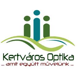 Kertváros Optika logó