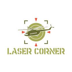 Lasercorner logó