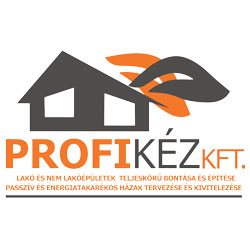 Profikéz Kft logó