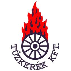 Tűzkerék Kft logó